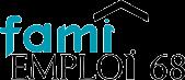 Logo de famiemploi68