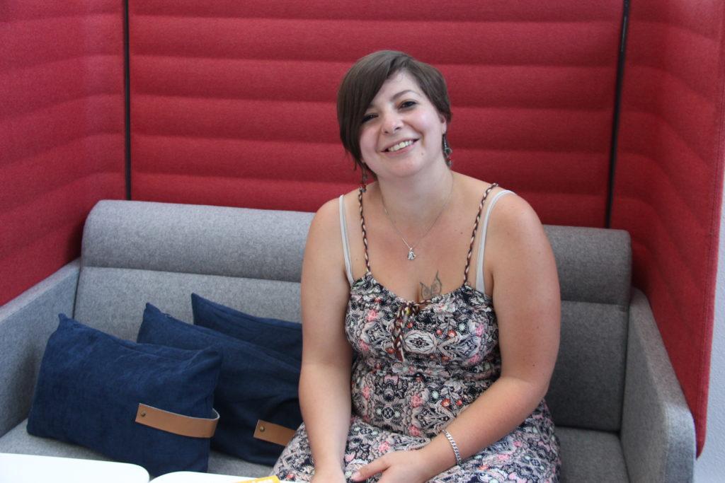 Aurélia Launay, assistante à domicile Mulhouse